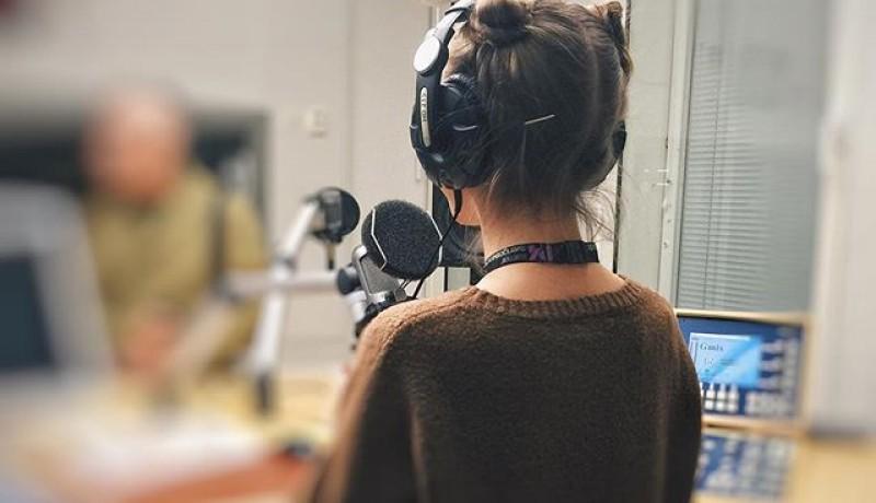 Студия Sveriges Radio P4